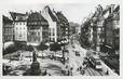 "/ CPSM FRANCE 67 ""Strasbourg, la place Gutenberg"" / TRAMWAY"