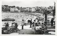 """35 Ille Et Vilaine / CPSM FRANCE 35 """"Dinard, terrasse du Crystal Hôtel"""""""