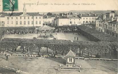"""/ CPA FRANCE 55 """"Commercy, place de l'hôtel de ville """""""