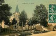 """03 Allier CPA FRANCE 03  """"Saulzet, L'Eglise"""""""