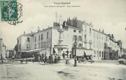 "54 Meurthe Et Moselle / CPA FRANCE 54 ""Toul, rue général Gengoult, rue Gambetta"""