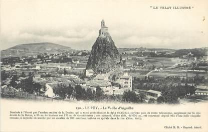 """/ CPA FRANCE 43 """"Le Puy, la vallée d'Auguilhe"""""""
