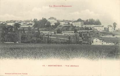 """/ CPA FRANCE 31 """"Montréjeau, vue générale """""""