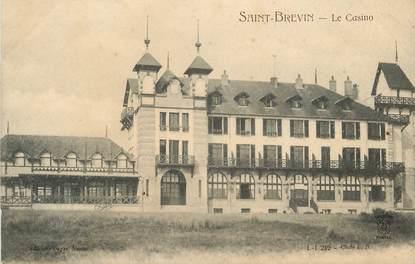 """CPA FRANCE 44 """"Saint Brévin, le casino"""""""