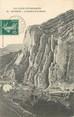 "04 Alpe De Haute Provence / CPA FRANCE 04 ""Sisteron, le rocher de la Baume"""