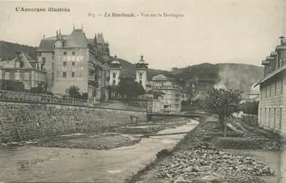 """/ CPA FRANCE 63 """"La Bourboule, vue sur la Dordogne"""""""