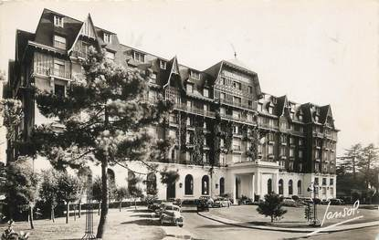 "/ CPSM FRANCE 44 ""La Baule, hôtel l'Hermitage"""