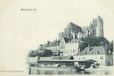 """CPA FRANCE 89 """"Auxerre"""""""
