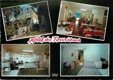 """/ CPSM FRANCE 20 """"Zonza, hôtel du Tourisme"""""""