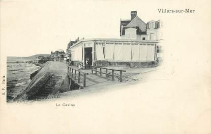 """CPA FRANCE 14 """"Villers sur Mer, le casino"""""""