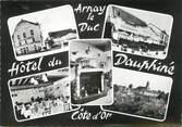 """21 Cote D'or / CPSM FRANCE 21 """"Arnay Le Duc, hôtel du Dauphiné """""""
