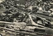 """21 Cote D'or / CPSM FRANCE 21 """"Montbard, vue aérienne sur le quartier de la gare"""""""