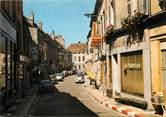 """21 Cote D'or / CPSM FRANCE 21 """"Saulieu, la rue du marché"""""""