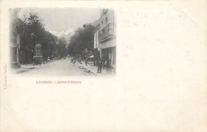 """CPA FRANCE 31 """"Luchon, Allée d'Etigny"""""""