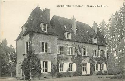 """CPA FRANCE 03 """"Saint Ennemond, Chateau des Prost"""""""