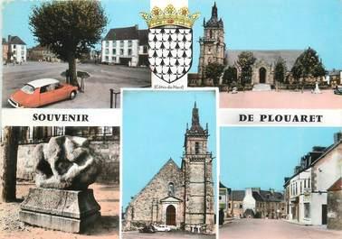 """/ CPSM FRANCE 22 """"Souvenir de Plouaret"""""""