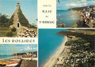 """/ CPSM FRANCE 22 """"Les Rosaires, sur la baie de Saint Brieuc"""""""