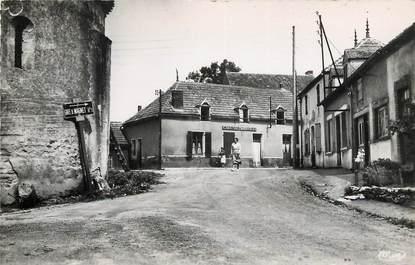"""CPSM FRANCE 03 """"Saint Etienne de Vicq, café de la Poste"""""""