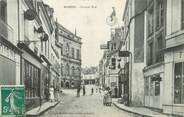 "72 Sarthe / CPA FRANCE 72 ""Mamers, grande rue"""