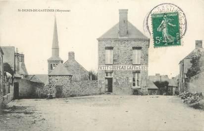 """/ CPA FRANCE 53 """"Saint Denis de Gastines"""""""