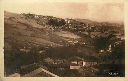 """/ CPA FRANCE 69 """"Vaux en Beaujolais, vue panoramique"""""""
