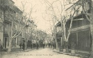 """13 Bouch Du Rhone / CPA FRANCE 13 """"Cassis, avenue Victor Hugo """""""