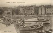 """13 Bouch Du Rhone / CPA FRANCE 13 """"Cassis, quai Calendal """""""