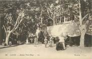 """13 Bouch Du Rhone / CPA FRANCE 13 """"Cassis, avenue Victor  Hugo"""""""