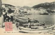 """13 Bouch Du Rhone / CPA FRANCE 13 """"Cassis, un coin du port"""" /  BATEAU"""