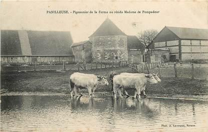 """CPA FRANCE 27 """"Panilleuse, pigeonnier de la ferme"""""""