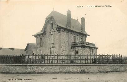 """CPA FRANCE 27 """"Prey, Villa"""""""