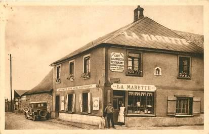 "CPA FRANCE 27 ""Pressagny l'Orgueilleux, Hotel restaurant La Marette"""