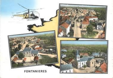"""/ CPSM FRANCE 23 """"Fontanières"""""""