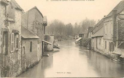 "CPA FRANCE 27 ""Nonancourt, L'Avre"""