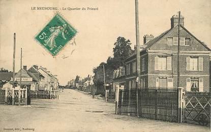 """CPA FRANCE 27 """"Le Neubourg, Quartier du Prieuré"""""""