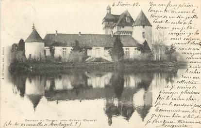"""CPA FRANCE 23 """"Chateau du Terbet près Guéret"""""""