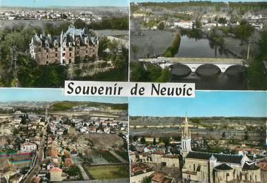 """CPSM FRANCE 24 """"Souvenir de Neuvic"""""""