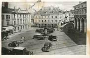 """38 Isere / CPSM FRANCE 38 """"La Tour du Pin, le centre de la ville"""""""