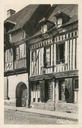 """/ CPSM FRANCE 27 """"Conche, maison normande"""""""