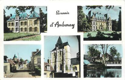 "/ CPSM FRANCE 27 ""Ambenay"""