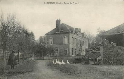 """CPA FRANCE 27 """"Montaure, Ferme du Prieuré"""""""