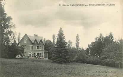 """CPA FRANCE 27 """"Pavillon de Marcouville par Bourgtheroulde"""""""