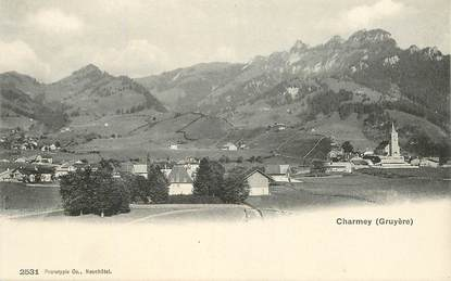 """CPA SUISSE """"Charmey"""""""