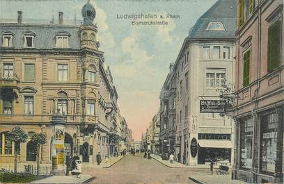 "CPA  ALLEMAGNE ""Ludwigshafen"""