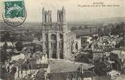 """78 Yveline / CPA FRANCE 78 """"Mantes, vue générale prise de la Tour Saint Maclou"""""""