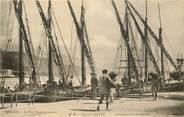 """France CPA MONACO """"Le Port, Bateaux lesteurs"""""""