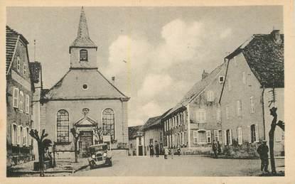 """/ CPA FRANCE 57 """"Fénétrange, église protestante"""""""