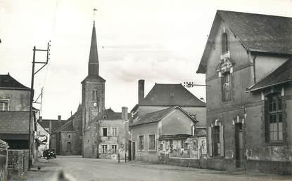 """/ CPSM FRANCE 53 """"Saint Poix, l'église """""""
