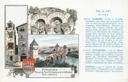 """46 Lot / CPA FRANCE 46 """"Département du Lot, Cahors"""""""
