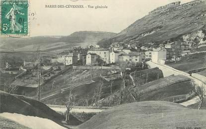 """/ CPA FRANCE 48 """"Barre des Cévennes, vue générale"""""""